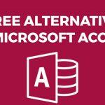 Online MS Access Alternative
